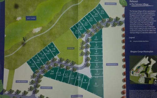 LOT 6 FAIRWAYS GOLF PARK VILLAGE, Wilton NSW 2571