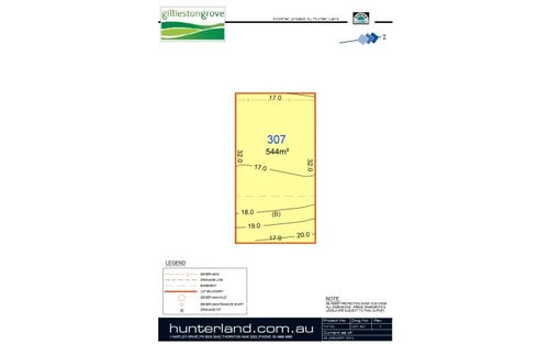 LOT 307 Holland Avenue, Gillieston Heights NSW 2321