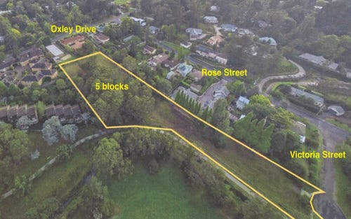 Lot 7, 29A Oxley Drive, Bowral NSW 2576
