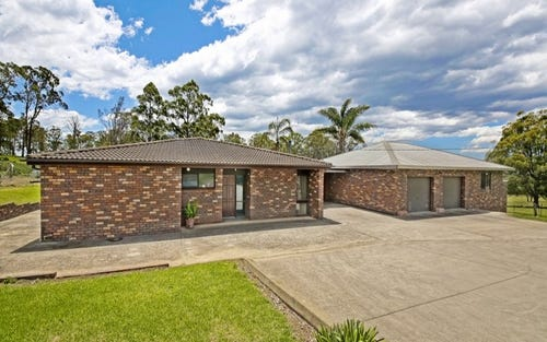 1558 Barkers Lodge Road, Oakdale NSW 2570
