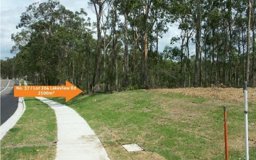Lot 204, 37 Lakeview Road, Kilaben Bay NSW 2283