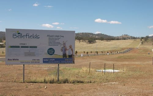 Lot 40 Kingham Street, Bellefields Estate, Tamworth NSW 2340