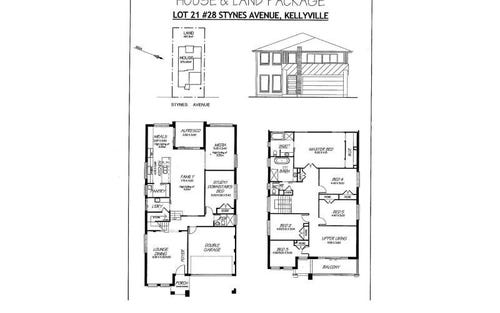 L21 Stynes Avenue, Kellyville NSW 2155