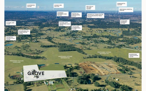 Lot 168 27-33 Boundary Road, Box Hill NSW 2765