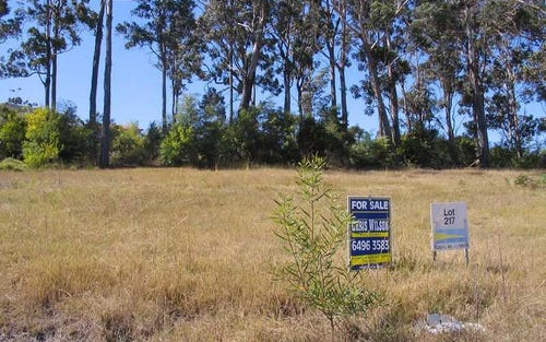 Lot 217, Marlin Avenue, Eden NSW 2551