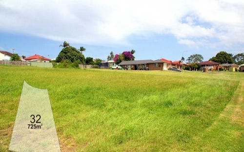 Lot 32 Yates Place, West Kempsey NSW 2440