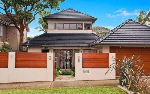 14 Chamberlain Avenue, Rose Bay NSW