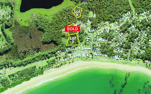 (Lot 2) 4 Gibraltar Way, Long Beach NSW 2536