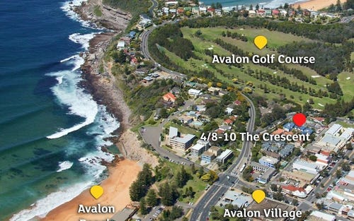 4/8-10 The Crescent, Avalon NSW 2107