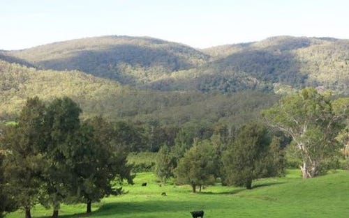 Lot 1 Majors Creek Mountain Road, Araluen NSW 2622