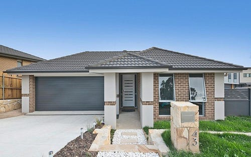 43 Bindugan Crescent, Ngunnawal ACT