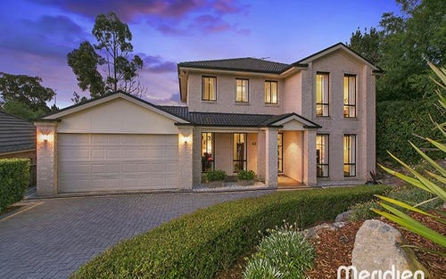 22 Cattai Creek Drive, Kellyville NSW 2155