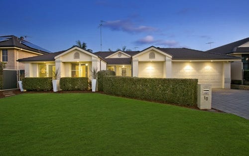 10 Connaught Circuit, Kellyville NSW