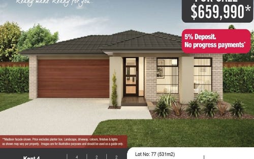 Lot 77 O'Meally St, Harrington Park NSW 2567