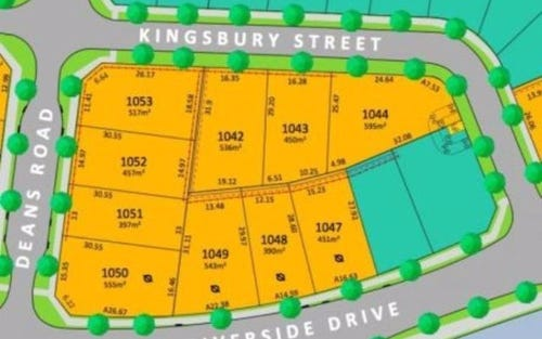 Lot 1044 Kingsbury Rd, Airds NSW 2560