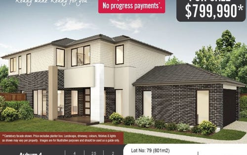 Lot 79 O'Meally St, Harrington Park NSW 2567