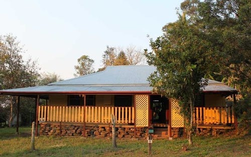 11 Iron Pot Creek Road, Kyogle NSW 2474