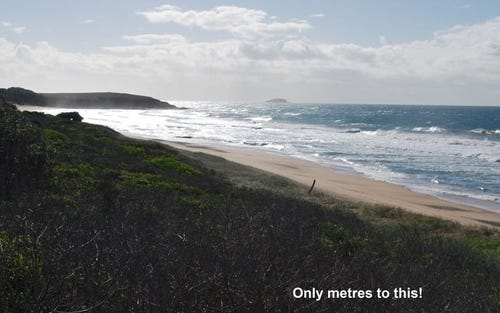 Lot 3b Beach Way, Sapphire Beach NSW 2450