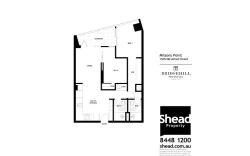 1505/80 Alfred Street, Milsons Point NSW 2061
