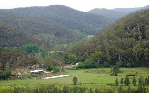 493 Webbs Creek Road, Wisemans Ferry NSW 2775