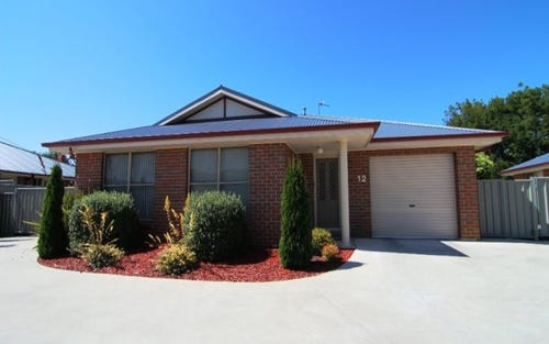 Unit 12, Covent Gardens, Covent Close, Glenroi NSW 2800