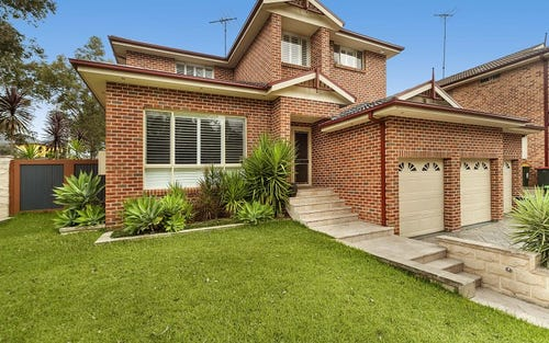 2 Hyatt Close, Rouse Hill NSW 2155