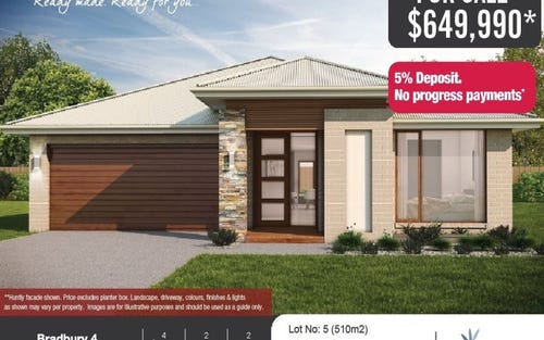 Lot 5 Nightjar St, Cranebrook NSW 2749