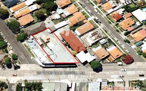292 Lyons Road (also known as 288-294), Russell Lea NSW 2046