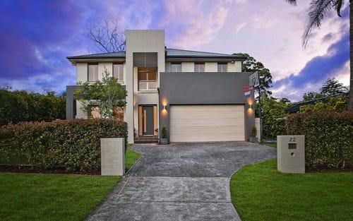 22 Nambucca Road, Terrey Hills NSW