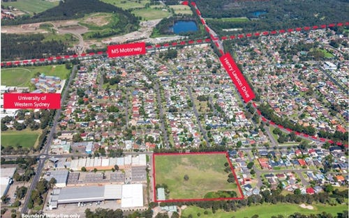 Cnr Bullecourt Avenue & Bullecourt Lane, Milperra NSW 2214