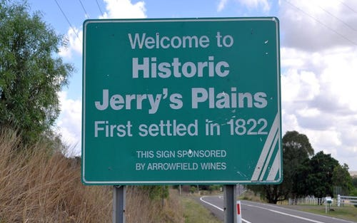 Lot 1 & 3, Piribil Street, Jerrys Plains NSW 2330