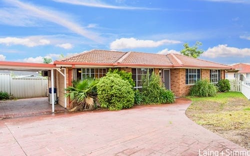 18 Fonda Place, Glendenning NSW 2761