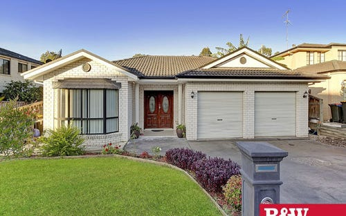 36 Langford Smith Close, Kellyville NSW 2155