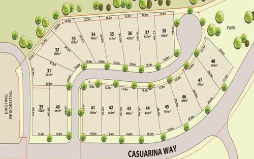 Lot 33 The Village, Casuarina NSW 2487