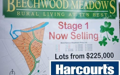 Lot 13/744 Beechwood Road, Beechwood NSW 2446