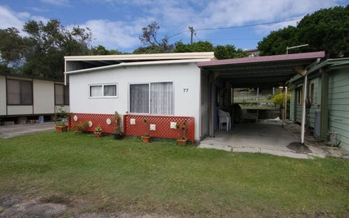 77 mobile Brooms Head Cabin, Brooms Head NSW 2463