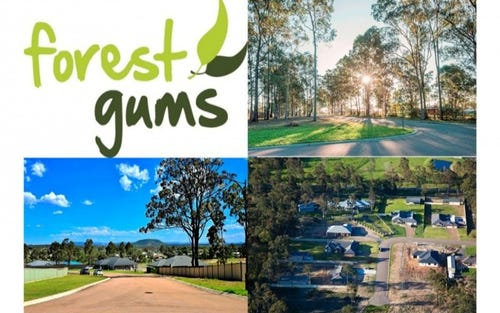 Lot 201, Forest Gum Woodlands Drive, Weston NSW 2326