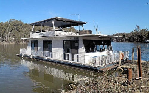 0 Murray Magic - Houseboat, Euston NSW 2737