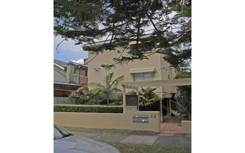 1/22 Malvern Avenue, Manly NSW