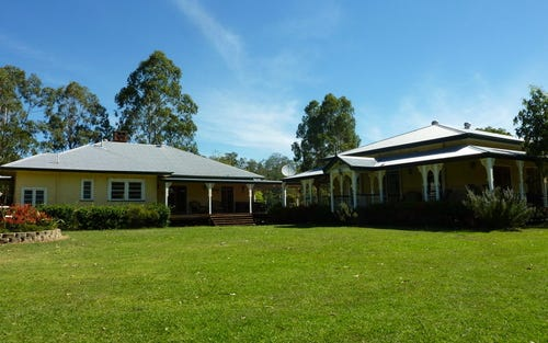 135 Brindle Creek Rd, Loadstone Via, Kyogle NSW 2474