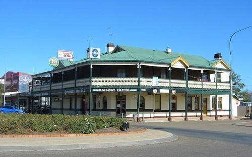 134 Hoskins Street - The Railway Hotel, Temora NSW 2666