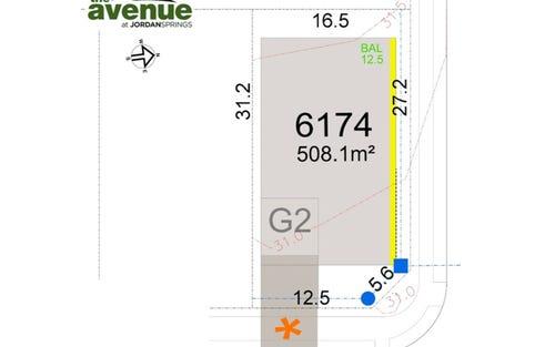 Lot 6174 Delany Circuit, Jordan Springs NSW 2747
