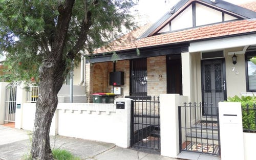 74 Frederick Street, St Peters NSW