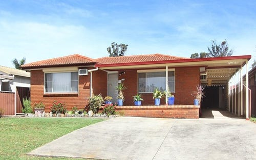 3 Elwood Crescent, Quakers Hill NSW