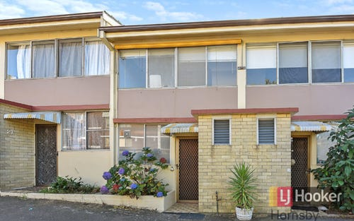 20/21 Edgeworth David Avenue, Hornsby NSW