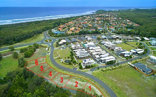 Lot 3 & 4, Condon Drive, Angels Beach North, Ballina NSW 2478