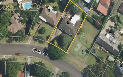 14 Olola Street, Castle Hill NSW 2154