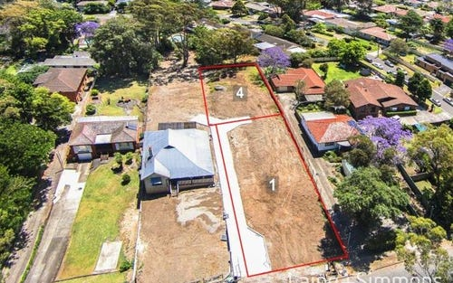 Lot 1, 52-54 The Esplanade, Thornleigh NSW 2120