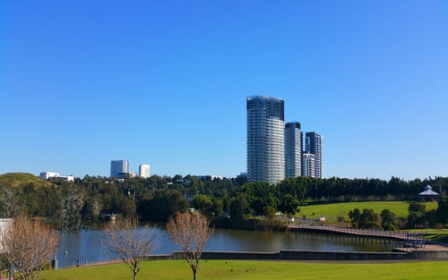 D1206/1 Australia Ave, Sydney Olympic Park NSW 2127