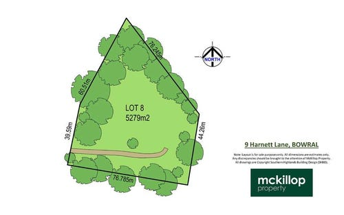 9 Harnett Lane, Mittagong NSW 2575